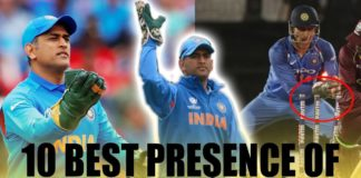 10 Best Presence of Mind Movements by Dhoni