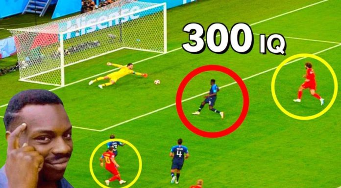 The Most Genius Plays in Football