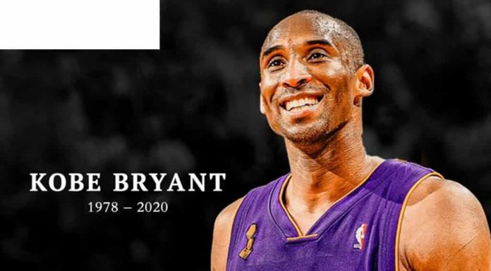 The World of Sport Cries the Death of Kobe Bryant
