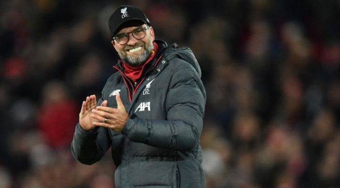 urgen Klopp Labels Liverpool Vs Man United Rivalry