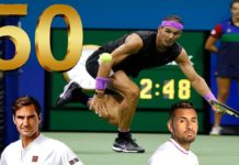 Atp Tennis - 50 Amazing Points of The Year 2019
