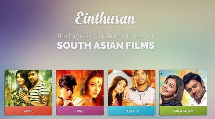Einthusan Video downloader