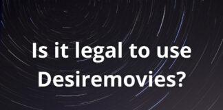 Desiremovies legal