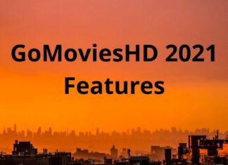 GoMoviesHD 2021 Features